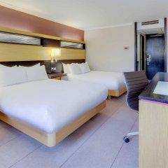 Отель Hilton Manchester Airport Манчестер комната для гостей