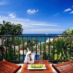 Отель Centara Blue Marine Resort & Spa Phuket Таиланд, Пхукет - отзывы, цены и фото номеров - забронировать отель Centara Blue Marine Resort & Spa Phuket онлайн балкон