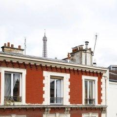 Hotel Eiffel Capitol вид на фасад фото 3