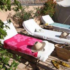 Отель Riad Elixir Марракеш бассейн