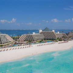Отель Paradisus by Meliá Cancun - All Inclusive пляж фото 2