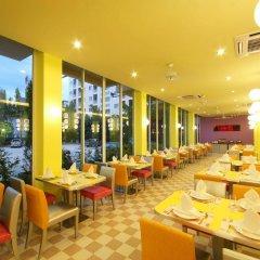Отель Bella Express Таиланд, Паттайя - 7 отзывов об отеле, цены и фото номеров - забронировать отель Bella Express онлайн питание фото 2