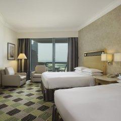 Отель Hilton Dubai Jumeirah комната для гостей фото 4