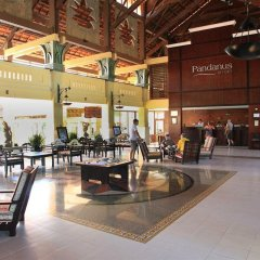 Отель Pandanus Resort Фантхьет интерьер отеля фото 3