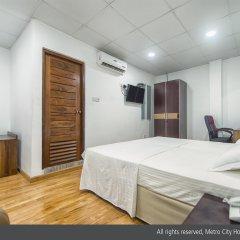 Metro City Hotel комната для гостей