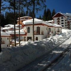 Отель Forest Glade Пампорово вид на фасад