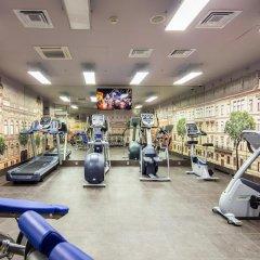 Отель Indigo Санкт-Петербург - Чайковского фитнесс-зал фото 4