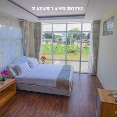 Kayah Land Hotel комната для гостей фото 2