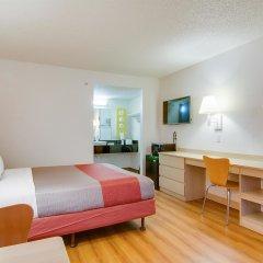 Отель Motel 6 Tacoma, WA - South США, Такома - отзывы, цены и фото номеров - забронировать отель Motel 6 Tacoma, WA - South онлайн комната для гостей фото 4
