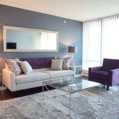 Отель Vancouver Extended Stay Канада, Ванкувер - отзывы, цены и фото номеров - забронировать отель Vancouver Extended Stay онлайн комната для гостей фото 4