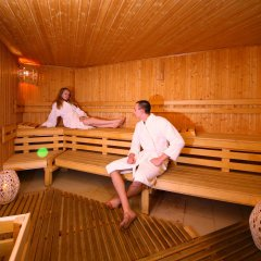 Prestige Hotel and Aquapark Золотые пески сауна