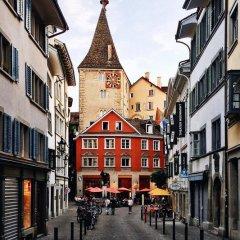 Отель Four Points by Sheraton Sihlcity Zurich Швейцария, Цюрих - отзывы, цены и фото номеров - забронировать отель Four Points by Sheraton Sihlcity Zurich онлайн фото 12