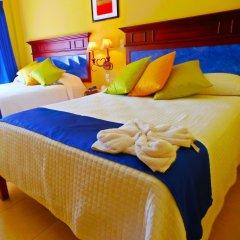 Hotel Las Hamacas комната для гостей