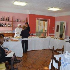 Отель Albergo Mancuso del Voison Аоста питание фото 3