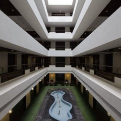 Отель Cambay Grand интерьер отеля фото 2