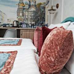 Бутик-Отель Чемодановъ Москва развлечения