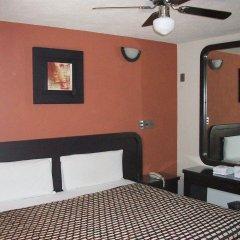 Отель Emperador Мексика, Гвадалахара - отзывы, цены и фото номеров - забронировать отель Emperador онлайн комната для гостей фото 4