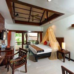 Отель Diamond Cottage Resort And Spa пляж Ката комната для гостей фото 5