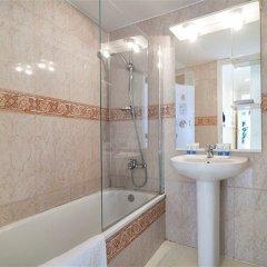 Отель Grand Latina Apartment Испания, Мадрид - отзывы, цены и фото номеров - забронировать отель Grand Latina Apartment онлайн ванная