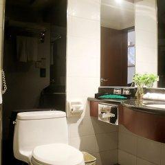 Отель Shenzhen Shanghai Hotel Китай, Шэньчжэнь - 1 отзыв об отеле, цены и фото номеров - забронировать отель Shenzhen Shanghai Hotel онлайн ванная