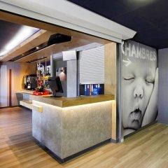 Отель ibis budget Aix en Provence Est Le Canet интерьер отеля