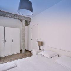 Отель Compagnie des Sablons Apartments Бельгия, Брюссель - отзывы, цены и фото номеров - забронировать отель Compagnie des Sablons Apartments онлайн комната для гостей фото 2