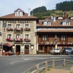 Отель Hosteria Peña Sagra фото 7