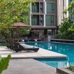 Отель Arthouse Uptown Phuket Таиланд, Пхукет - отзывы, цены и фото номеров - забронировать отель Arthouse Uptown Phuket онлайн бассейн фото 3