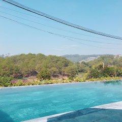 Отель Zen Valley Dalat Далат бассейн фото 2