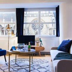 Отель Sweet Inn Apartments Régence Бельгия, Брюссель - отзывы, цены и фото номеров - забронировать отель Sweet Inn Apartments Régence онлайн интерьер отеля фото 2
