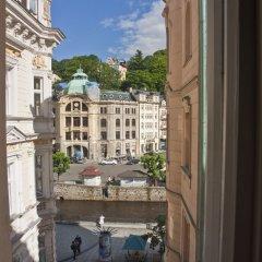 Ea Hotel Esplanade Карловы Вары балкон