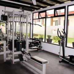 Hotel Posada Virreyes фитнесс-зал фото 2