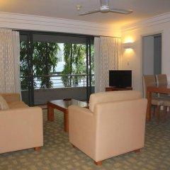 Апартаменты Saigon Apartments Хошимин комната для гостей фото 5