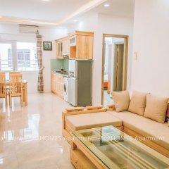 Апартаменты SeAHOMES Apartment Nha Trang Нячанг комната для гостей фото 5