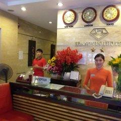Отель Hoang Vinh Hotel Вьетнам, Хошимин - отзывы, цены и фото номеров - забронировать отель Hoang Vinh Hotel онлайн интерьер отеля фото 3