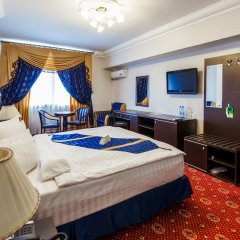Гостиница Moscow Holiday комната для гостей