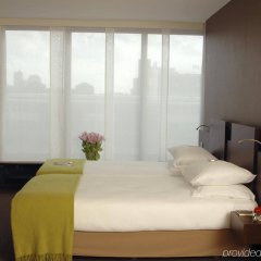 Отель NH Amsterdam Caransa Нидерланды, Амстердам - 1 отзыв об отеле, цены и фото номеров - забронировать отель NH Amsterdam Caransa онлайн комната для гостей фото 3