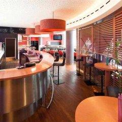 Отель Novotel Leuven Centrum Бельгия, Лёвен - отзывы, цены и фото номеров - забронировать отель Novotel Leuven Centrum онлайн гостиничный бар
