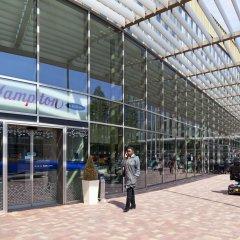Отель Hampton by Hilton Amsterdam/Arena Boulevard Нидерланды, Амстердам - 2 отзыва об отеле, цены и фото номеров - забронировать отель Hampton by Hilton Amsterdam/Arena Boulevard онлайн городской автобус