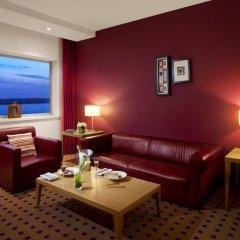 Radisson Blu Hotel, Liverpool комната для гостей