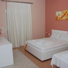 Отель Villa Green Garden Албания, Саранда - отзывы, цены и фото номеров - забронировать отель Villa Green Garden онлайн комната для гостей фото 3