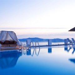 Отель Santorini Princess SPA Hotel Греция, Остров Санторини - отзывы, цены и фото номеров - забронировать отель Santorini Princess SPA Hotel онлайн бассейн