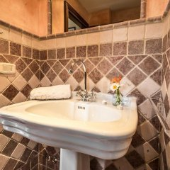 Отель B&B Maestà di Cudino Ареццо ванная фото 2