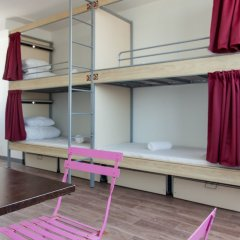 St Christopher's Inn Gare Du Nord - Hostel комната для гостей фото 7