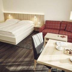 Отель Serviced Apartments by Solaria Швейцария, Давос - 1 отзыв об отеле, цены и фото номеров - забронировать отель Serviced Apartments by Solaria онлайн комната для гостей фото 4