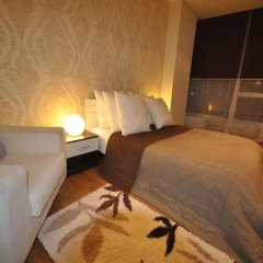 Отель Rental House Istanbul Airport комната для гостей