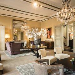 Hotel Dukes' Palace Bruges интерьер отеля