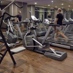 Отель Mercure Istanbul Altunizade фитнесс-зал фото 2