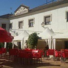 Hotel Restaurante Calderon бассейн