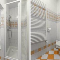 Апартаменты Slovansky Dum Boutique Apartments Прага ванная